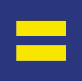 I support equal rights